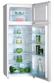 Ice-King 55cm Fridge Freezer - FF218AP