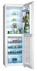 Ice-King 55cm Static Fridge Freezer - IK14188AP