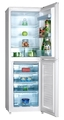 Ice-King 55cm Static Fridge Freezer - IK14188AP