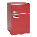 Montpellier 48cm Static Retro Fridge Freezer - MAB2031R