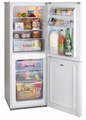 Iceking 50cm Static Fridge Freezer - FF9056W
