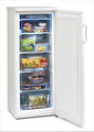 Iceking 55cm Tall Upright Freezer - RZ204W