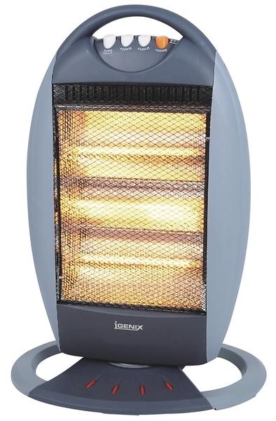 Igenix 1 2kw Halogen Heater Ig9512 West Midlands