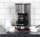 Igenix 10-Cup Digital 800W Coffee Maker - IG8250
