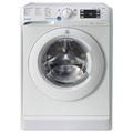 Indesit 10kg 1400 Spin Washing Machine - BWE101684XW