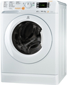 Indesit 10+7kg, 1600 Spin Washer Dryer - XWDE1071681XW