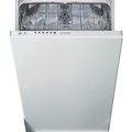 Indesit 10PL Slimline Integrated Dishwasher - DSIE2B10UKN