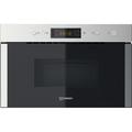 Indesit 38.2cm 750w Built In Microwave - MWI5213IX