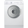 Indesit 4kg Vented Compact Dryer - NIS41V