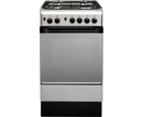Indesit 50cm Single Cavity Gas Cooker - IS50G1XX