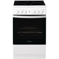 Indesit 50cm Single Cavity Electric Cooker - IS5V4KHW