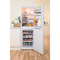 Indesit 55cm Frost Free Fridge Freezer - IBNF5517W