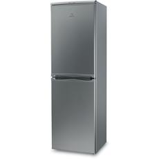 Indesit 55cm Static Fridge Freezer - IBD5517S