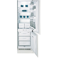 Indesit 55cm Static Fridge Freezer - INCB31AA