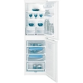 Indesit 55cm Static Fridge Freezer - CAA55 (Start)