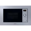 Indesit 59.4cm 1000 Built In Microwave - MWI1222X