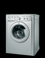 Indesit 6+5kg, 1000 spin Washer Dryer - IWDC6125S(UK)