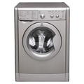 Indesit 6+5kg, 1200 Spin Washer Dryer - IWDC6125S