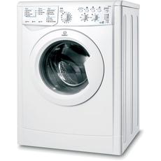 Indesit 6+5kg, 1200 spin Washer Dryer - IWDC6125