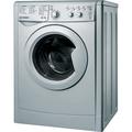 Indesit 6+5kg, 1200 Spin Washer Dryer - IWDC65125SUKN