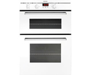 Indesit 90cm Fan Assisted Electric Double Oven - FIMD23WHS