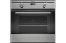 Indesit 60cm Multifunctional Electric Single Oven - FIM88KGPAIXS