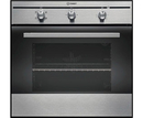 Indesit 60cm Conventional Electric Single Oven - FIM21KBIX