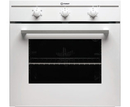 Indesit 60cm Conventional Electric Single Oven - FIM21KBWH
