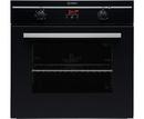 Indesit 60cm Fan Assisted Electric Single Oven - FIM33KABK