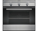 Indesit 60cm Multifunctional Electric Single Oven - FIM31KAIX