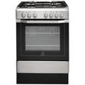 Indesit 60cm Dual Fuel Cooker - I6G52X
