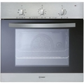 Indesit 60cm Electric Single Oven - IFV5Y0IX