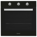 Indesit 60cm Fan Assisted Electric Single Oven - IFW6330BL