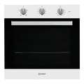 Indesit 60cm Fan Assisted Electric Single Oven - IFW6330WH