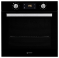 Indesit 60cm Fan Assisted Electric Single Oven - IFW6340BLUK