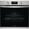 Indesit 60cm Fan Assisted Electric Single Oven - KFW3844HIX