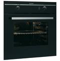 Indesit 60cm Gas Single Oven - FGIMKBKS