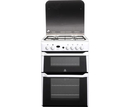Indesit 60cm Double Oven Gas Cooker - ID60G2W (Advance)