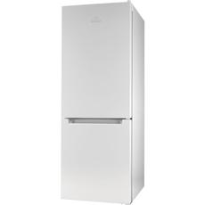 Indesit 60cm Frost Free Fridge Freezer - LR6S1W