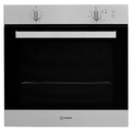 Indesit 60cm Gas Single Oven - IGW620IXUK