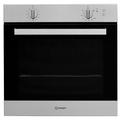 Indesit 60cm Gas Single Oven - IGW620IXUK