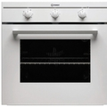 Indesit 60cm Multifunctional Electric Single Oven - FIM31KAWH
