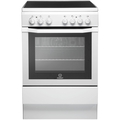 Indesit 60cm Single Cavity Electric Cooker - I6VV2AW