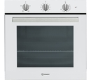 Indesit 60cm Conventional Electric Single Oven - IFW6230WHUK