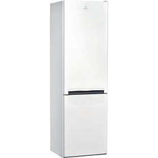Indesit 60cm Static Fridge Freezer - LR7S1W