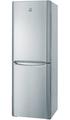 Indesit 60cm Static Upright Fridge Freezer - BIAA12PFSI