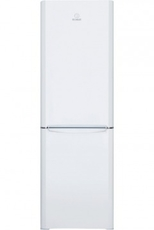 Indesit 60cm Static Upright Fridge Freezer - BIAA12PFUK