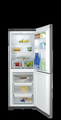Indesit 60cm Static Upright Fridge Freezer - BIAA12PSI