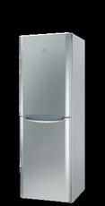 Indesit 60cm Static Upright Fridge Freezer - BIAA134PSI