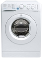 Indesit 6kg 1200 Spin Washing Machine - BWSC61252W